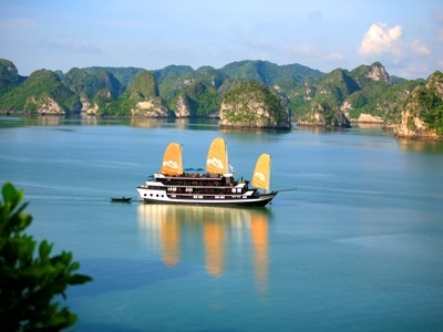 Honey moon Package 4D3N Hanoi - Halong bay